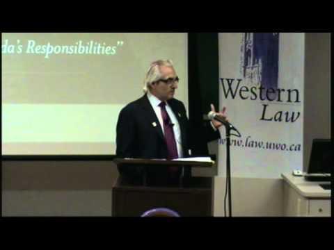 2011 Pensa Lecture - Phil Fontaine