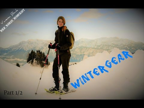Wintergear 🏕️How To Get Through The Cold Season 🥶 Part 1/2 Tips And Equipment