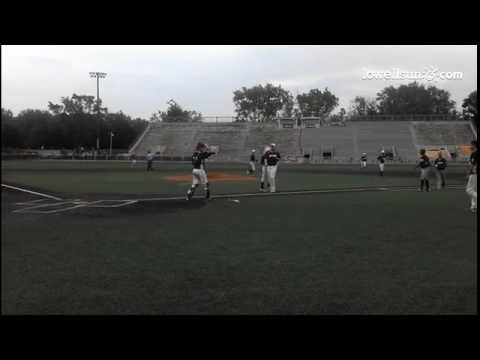 (Video) Final out of Lowell Post 87's 10-8 victory over Lawrence Post 15 at American Legion State To