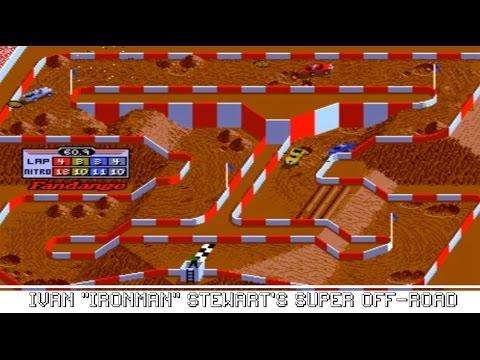 "Ivan ""Ironman"" Stewart's Super Off Road Longplay [Arcade]"