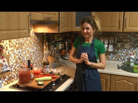 TPK MAPT: «Відеокухня» №23. Олена Дяченко готує холодний суп гаспачо