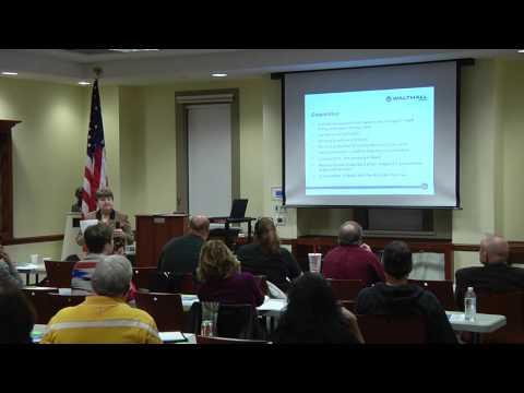 Burton D Morgan: Small Business Taxes 2.3.16