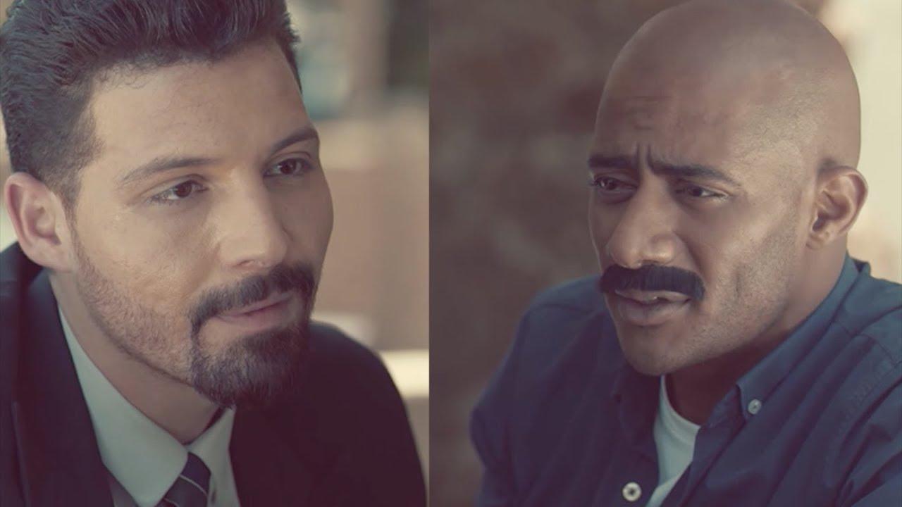 مواجهة زلزال وعبد الحليم في عزاء عم غبريال مسلسل زلزال محمد رمضان Youtube