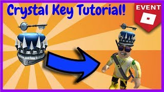 How to get the Crystal Key! | Roblox RPO Event Part 3