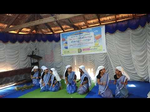 Ponnaryan Kathir Koyyan .. ഗായത്രിയും സംഘവും  AJBസ്ക്കൂൾ ഉമ്മത്തൂർ 116 മത് വാർഷികാഘോഷത്തിൽ