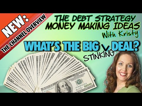 The Debt Strategy - Money Making Ideas To Wipe Out Your Debt