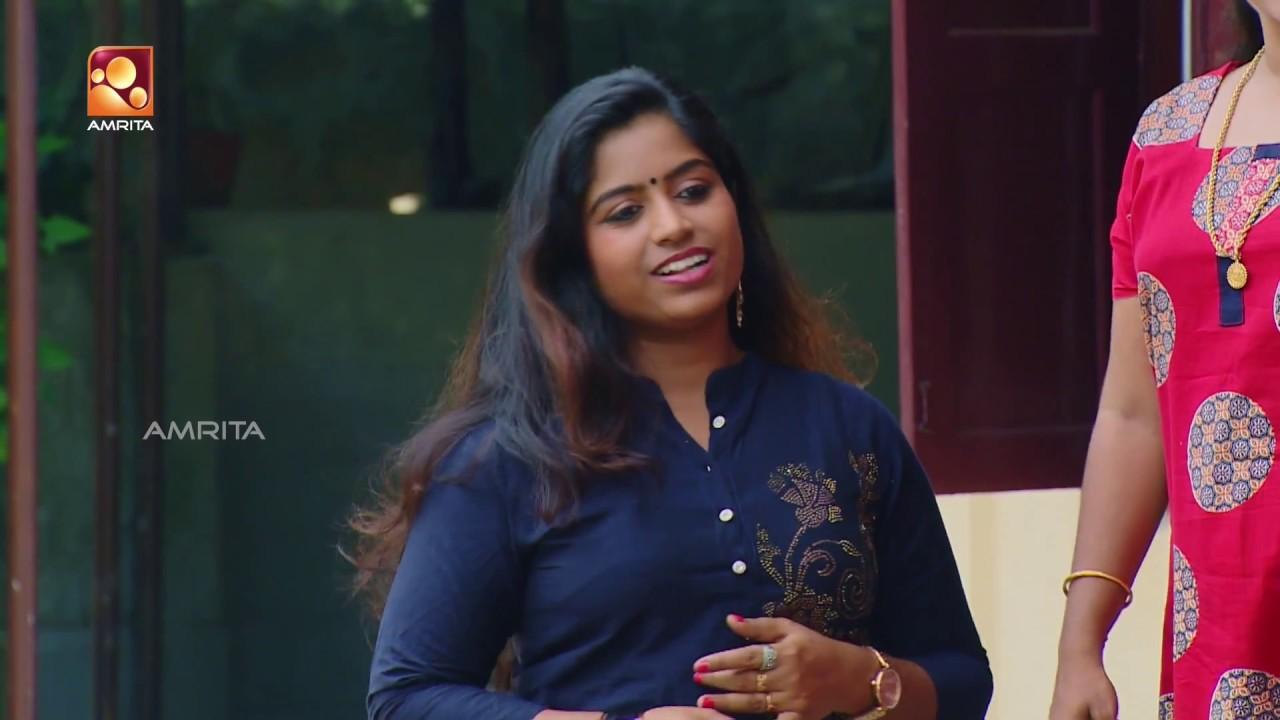 "Aliyan vs Aliyan | Comedy Serial | Amrita TV | Ep : 360 | ""ചിലപ്പോൾ ഒരു പെൺകുട്ടി  "" [2018]"
