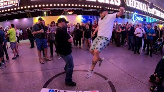 """""""Kick Me In The Nuts"""" Fremont Street Experience"""" (MT) Las Vegas MMXIX"""