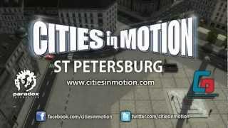 CitiesIn Motion St. Petersburg Released!