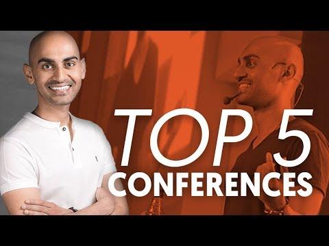 Top 5 Digital Marketing Conferences You Should Attend   Neil Patel