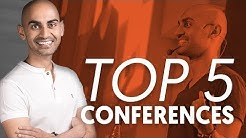 Top 5 Digital Marketing Conferences You Should Attend | Neil Patel
