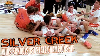 Silver Creek Takes Down The Defending State Champs Culver in 2019 3A State Championship