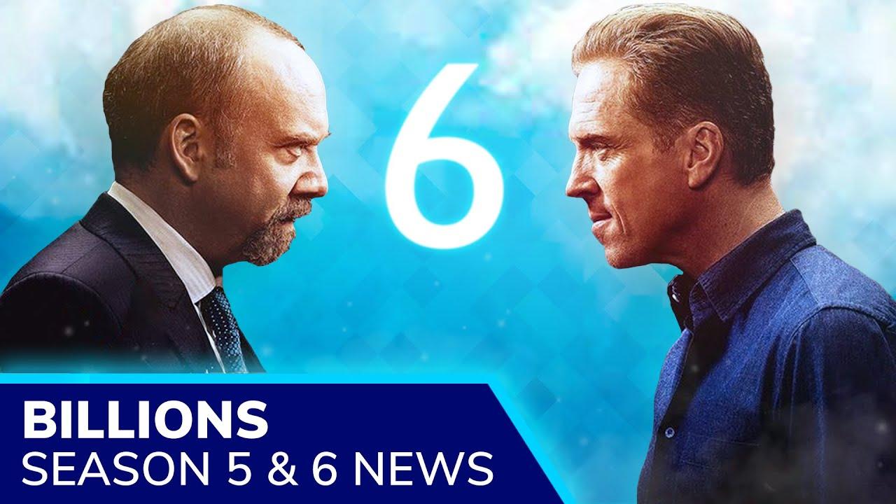 Download BILLIONS Season 6 Release – Late 2021, After Season 5 Part 2. Paul Giamatti & Damian Lewis Return
