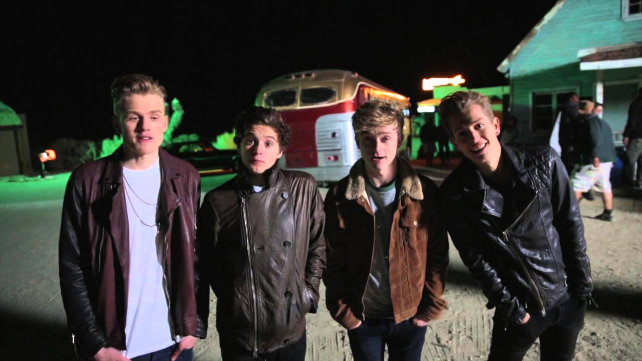 The Vamps - Bloopers 2013!