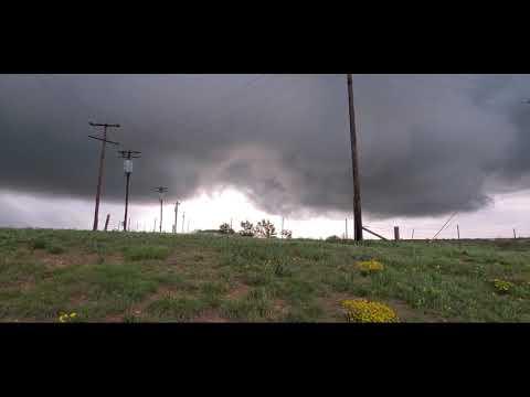 TORNADO WARNING  Amarillo , Bishop Hills T X  5 7 19