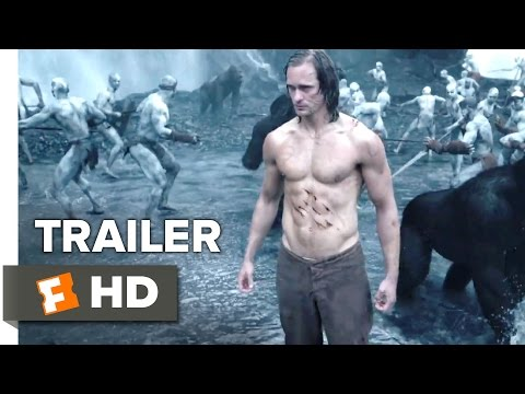 Tarzan Efsanesi Filmi (2016)