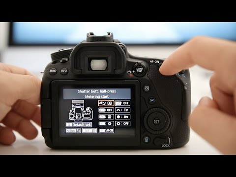 5d mark iii autofocus guide