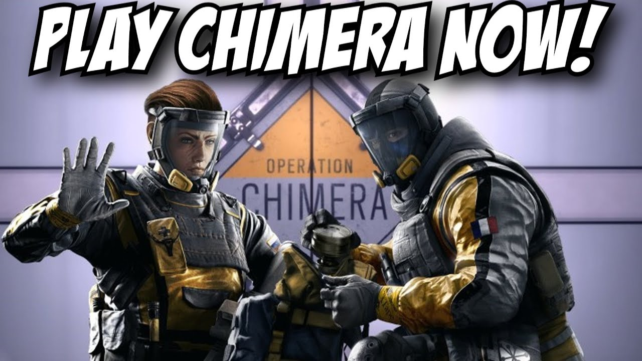Rainbow Six Siege OPERATION CHIEMRA NOW LIVE ON TTS Outbreak Tomorrow!