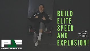 Crazy Explosive Series- Episode 5: Multi-directional focus (BEST tips for speed & quickness)
