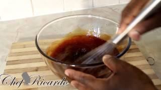Sweet Chilli Sauce Bbq Chicken Served With Rice & Veg