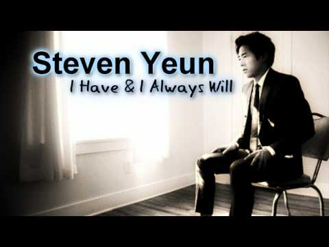 Steven Yeun - I Have and I Always Will [Cover]