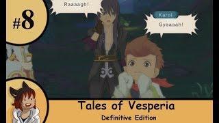 Tales of Vesperia DE part 8 - Operation stinkbomb