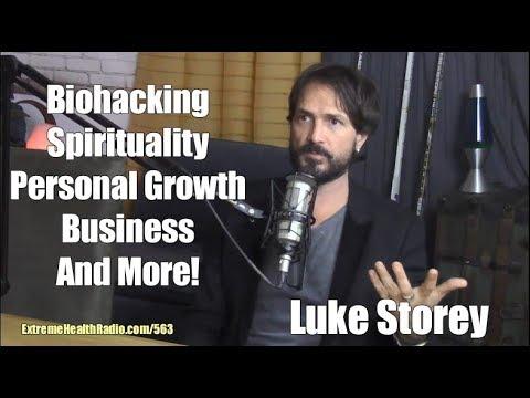 Luke Storey - Biohacking Health Tips & Much More!