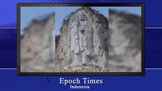 Patung Dewi Kwan Im Diledakkan, Aktivitas Vihara Ditekan, Agama Dilenyapkan di Tiongkok