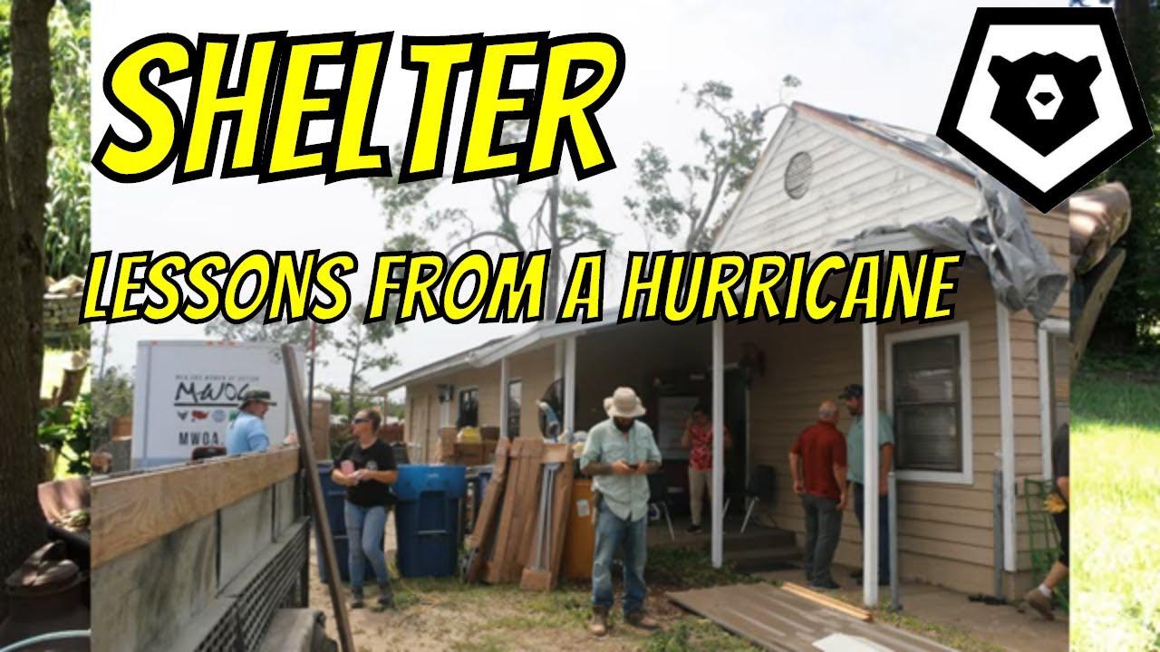 Shtf Shelter: Lessons From A Hurricane: Shelter