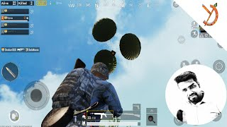 FLARE GUN PUBG MOBILE USED INSIDE THE CIRCLE