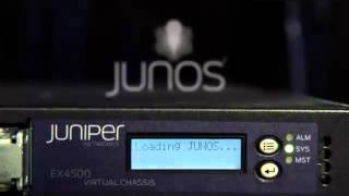 10GbE Switching  EX4500 Ethernet Switch from Juniper Networks