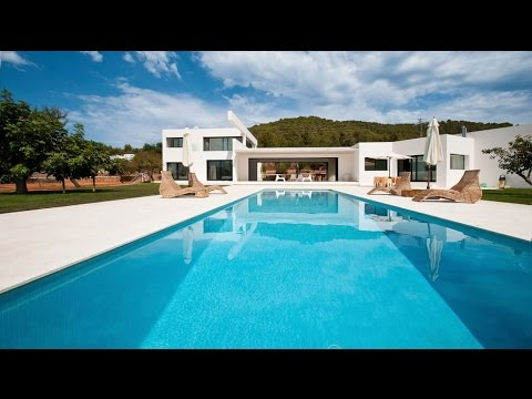 Gorgeous Contemporary Luxury Residence in Ibiza, Spain