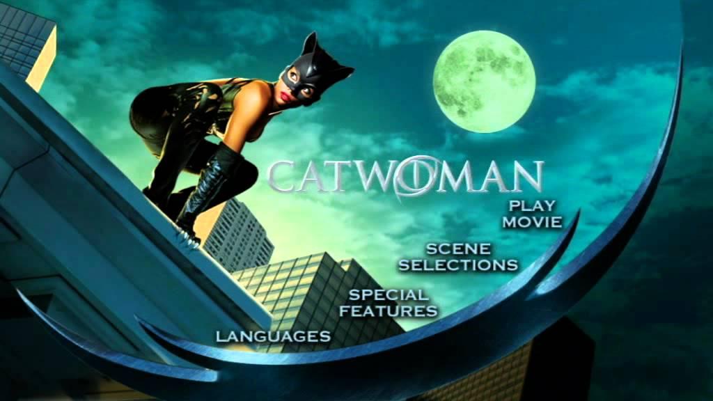 Download Catwoman - UK DVD Menu
