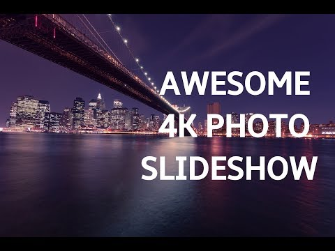 AWESOME PHOTO SLIDESHOW IN 4K UHD! Beautiful Art Photography Slideshow Screensaver | Silent Scenery