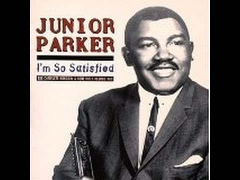 CD Cut: Junior Parker: Ain't Gon' Be No Cuttin' Loose mp3