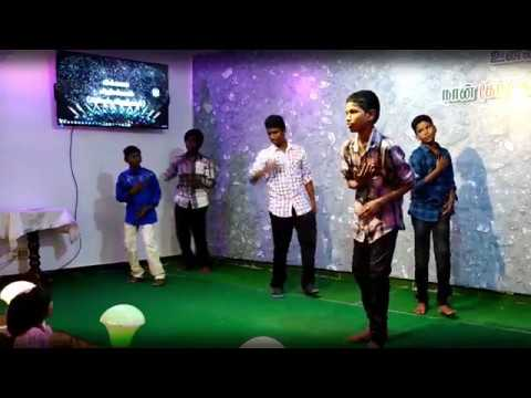 Thenai Inikka | Tamil Christmas Dance | Christmas Celebration 2018