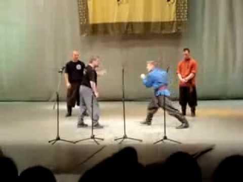 боевые танцы