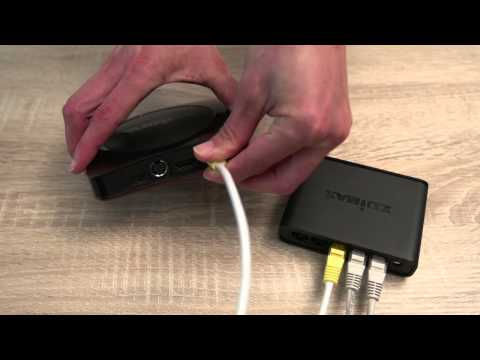 Install your GO Interactive TV Set-Top Box using Wired and Home Plugs