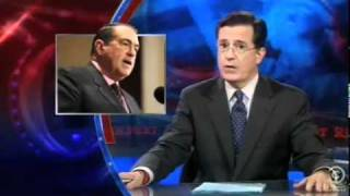 Stephen Colbert On Trump & Huckabee