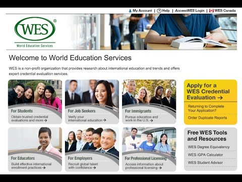 WES Evaluation - All Your Questions Answered ! Fall 2016 Update  | MS in US
