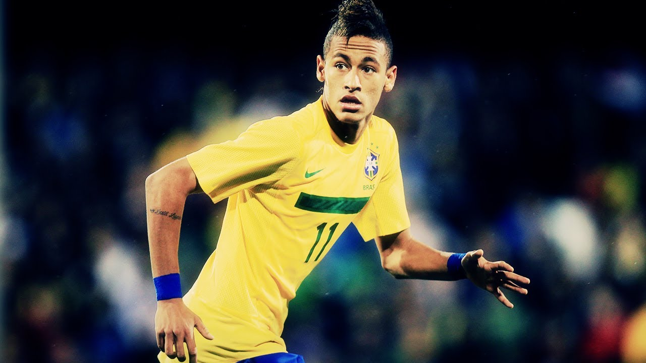 neymar the wonderboy tricks amp skills amp goal