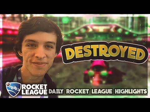 BEST Rocket League Highlights: follows == energy thumbnail