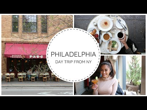Day Trip To Philadelphia!