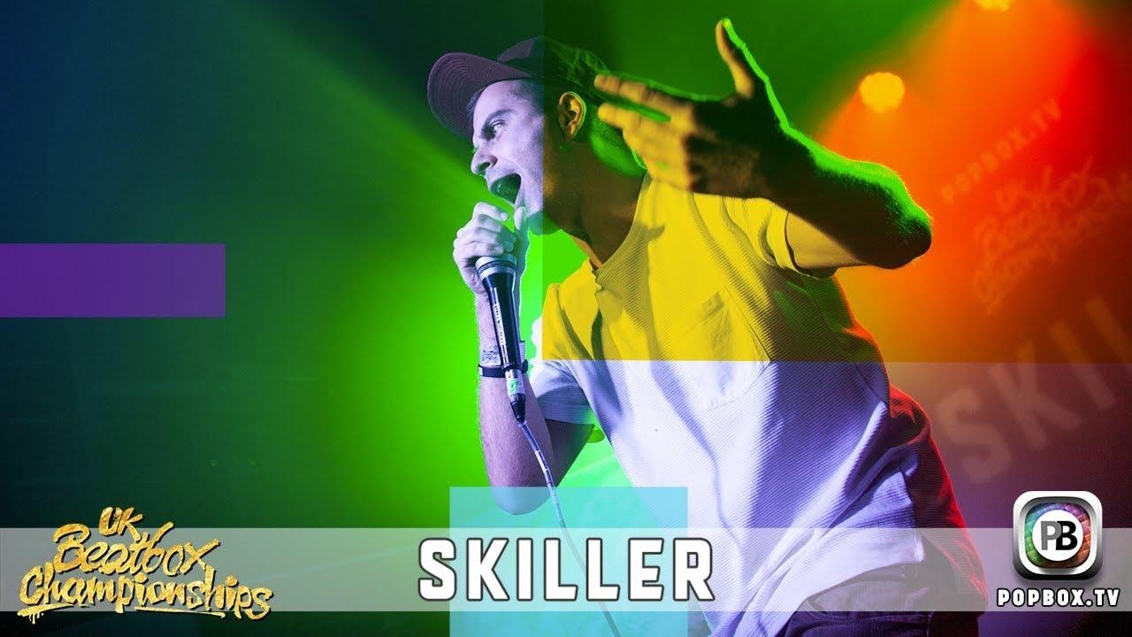 Skiller   Live at 2017 UK Beatbox Championships