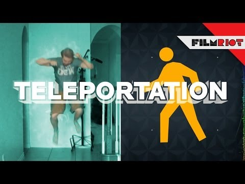 How To: Teleportation