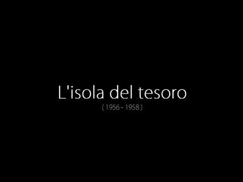 Vieri Tosatti - L'Isola del tesoro (1956-1958)