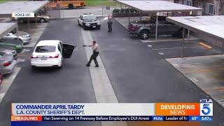 Video Shows Deputy-Involved-Shooting of Ryan Twyman