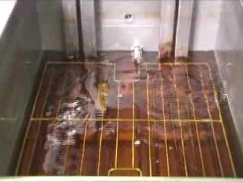 Maintenance Filter On A Frymaster Mcdonald S Lov Fryer