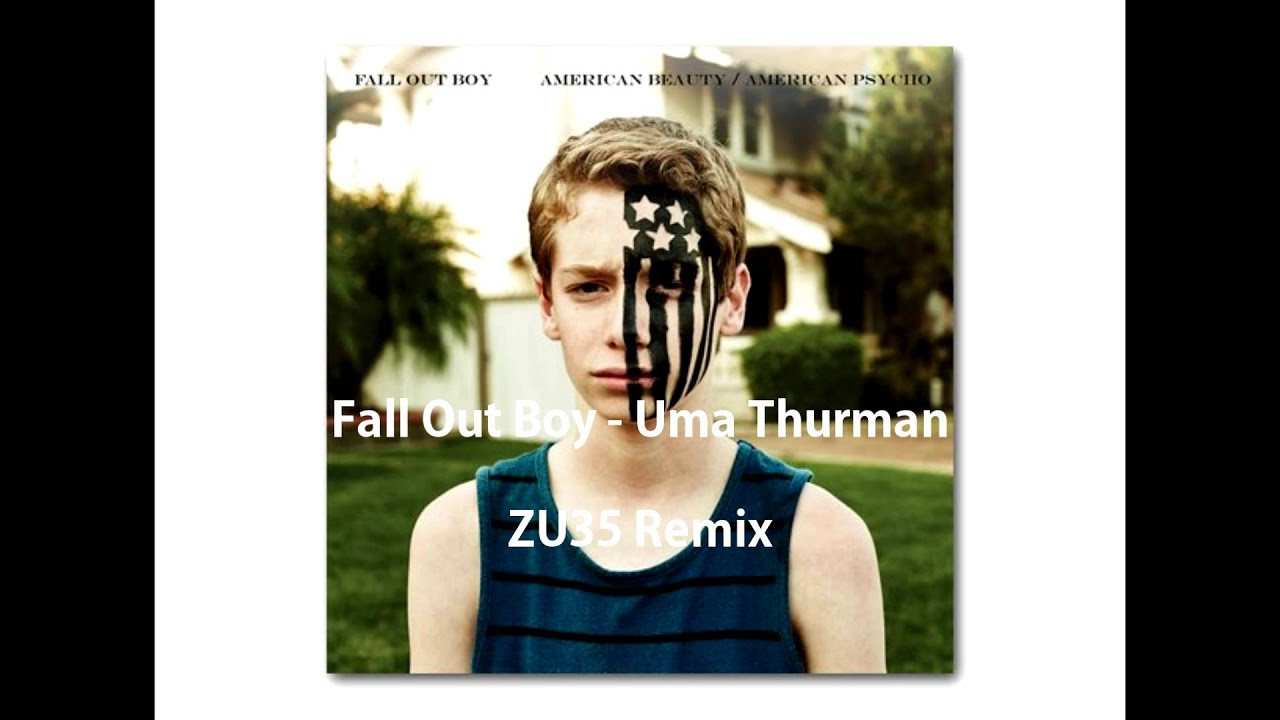 Fall Out Boy - Uma Thu... Uma Thurman Fall Out Boy
