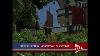 Reputed Drug And Gun Smuggler 'Sandman' Among Four Killed In Las Cuevas
